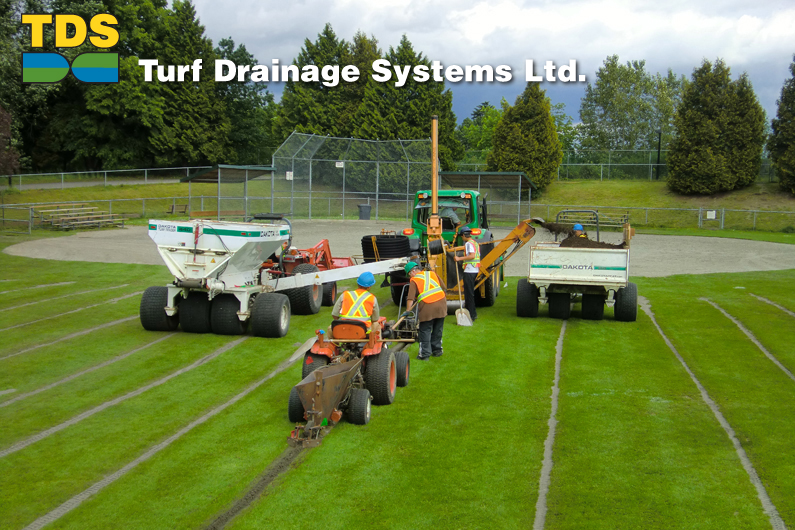 Turf Drainage Systems Ltd Sports Field Drainage